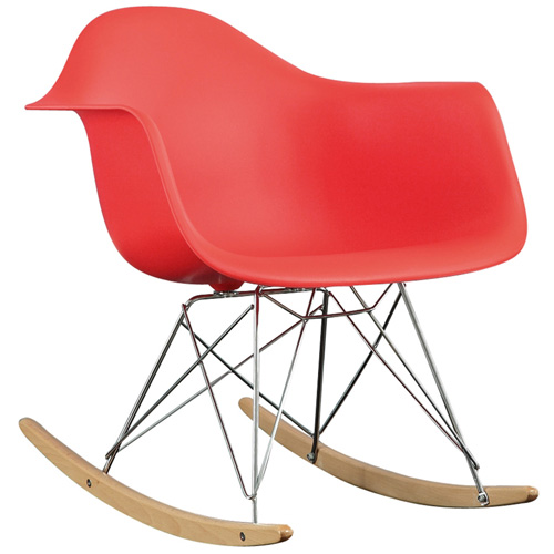 Eames Retro Rocking Chair