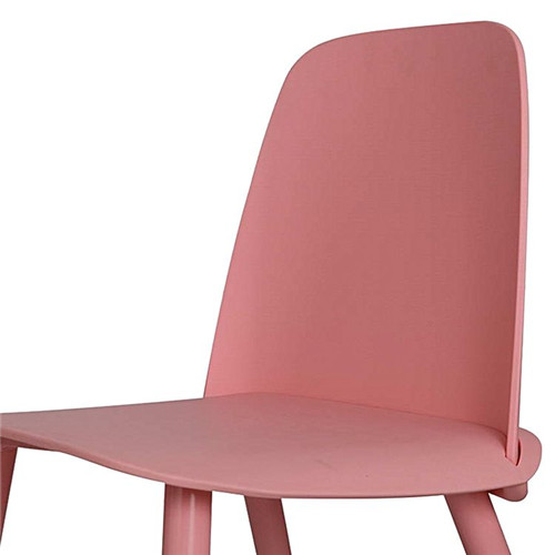 Replica Nerd Dining Chair, Pink