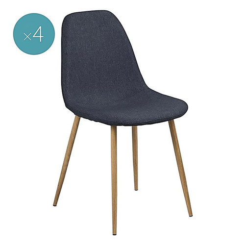 Mid century modern design dining chair