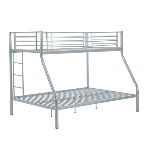Sliver-Twin-over-Metal-Full-Bunk-Beds-Ladder-Kids-Teens-Adult-Bedroom-Furniture  Sliver-Twin-over-Metal-Full-Bunk-Beds-Ladder-Kids-Teens-Adult-Bedroom-Furniture  Sliver-Twin-over-Metal-Full-Bunk-Beds
