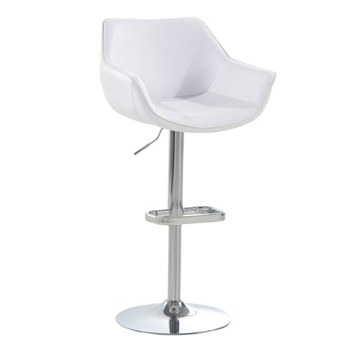 white bar stools counter height