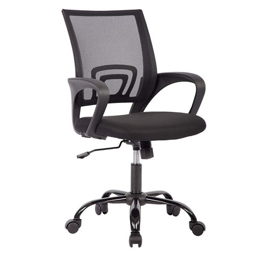 Amazon Best Seller Ergonomic Mesh Computer Office Desk Midback Task Chair