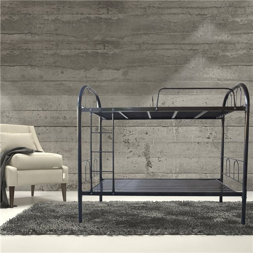 Single size bunk metal iron steel bed