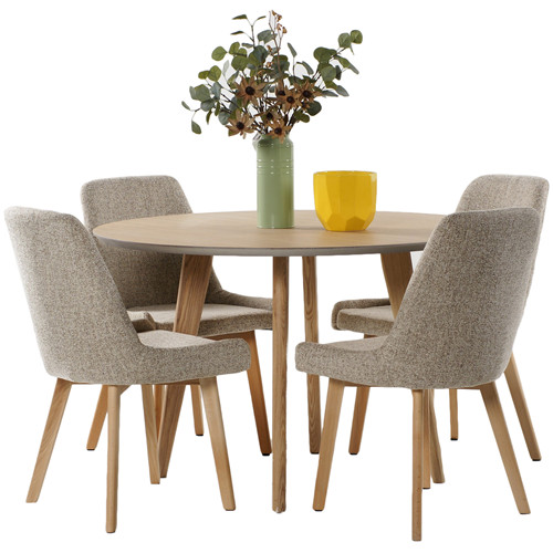 4 Seater Dining Table Chair Set