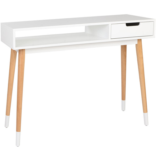 HIGDON Home Office Desk with Drawer