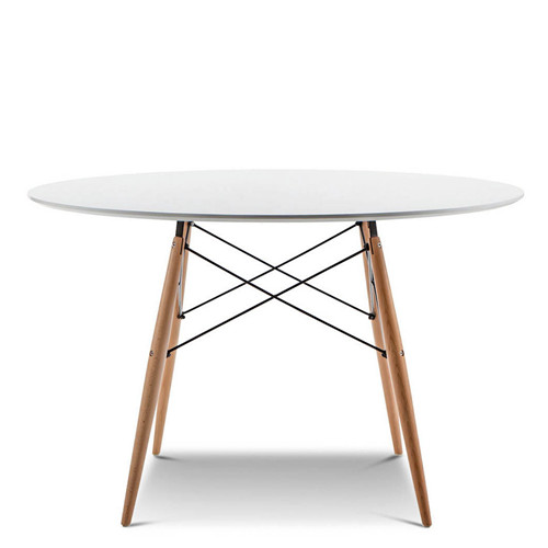 Replica Eames DSW Round Dining Table