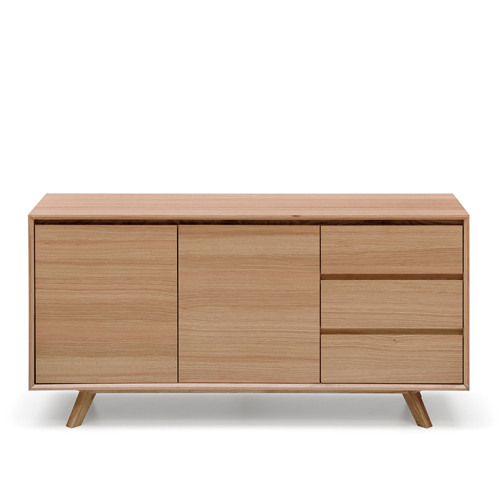 Oak Modern Buffet