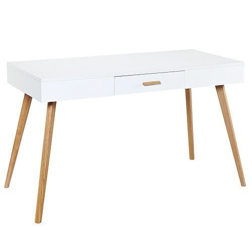 Desk Console 1 Drawer Scandinavian