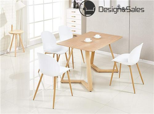 Dining Chairs Metal Legs Modern Kitchen Living Room Side Chair With
