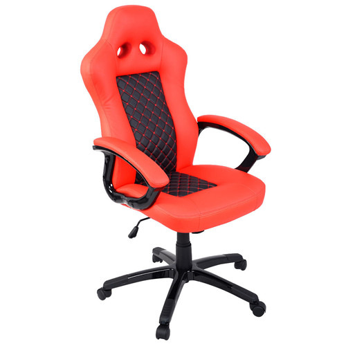 High Back Race Car Style Bucket Seat Office Desk Chair Gaming Chair New