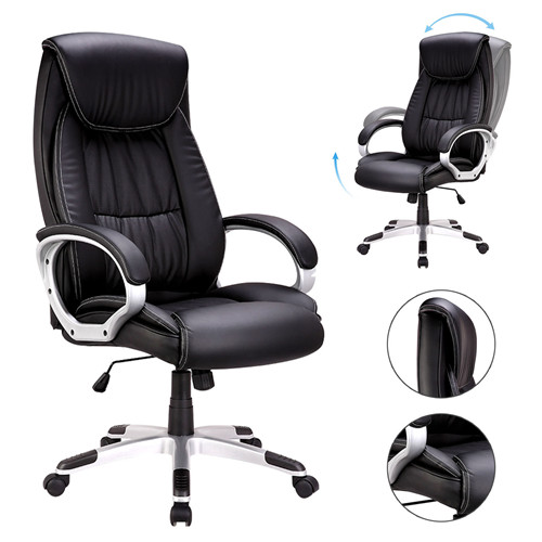 High Back Office Executive Computer Chair Ergonomic