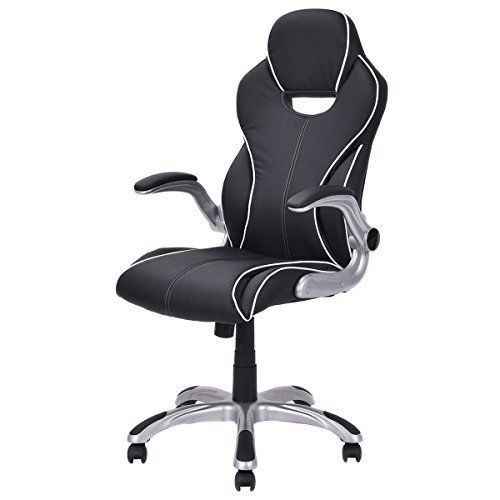 High Back Executive Racing Style Office Chair Gaming Chair Adjustable