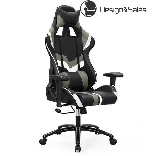 Gaming Chair Swivel Office Chair with High Back, Molding Foam Padded