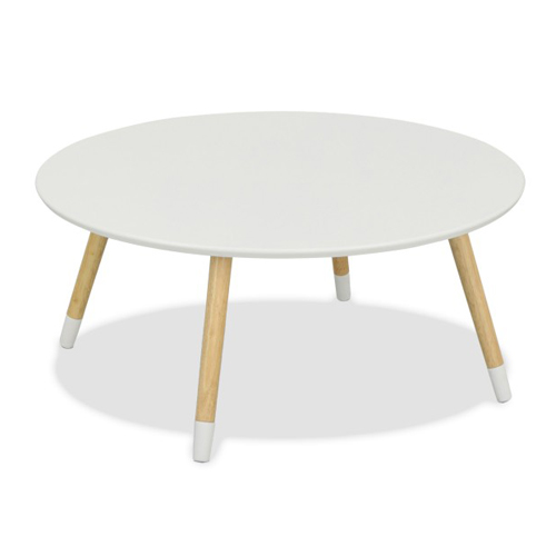 Higdon White Round Table