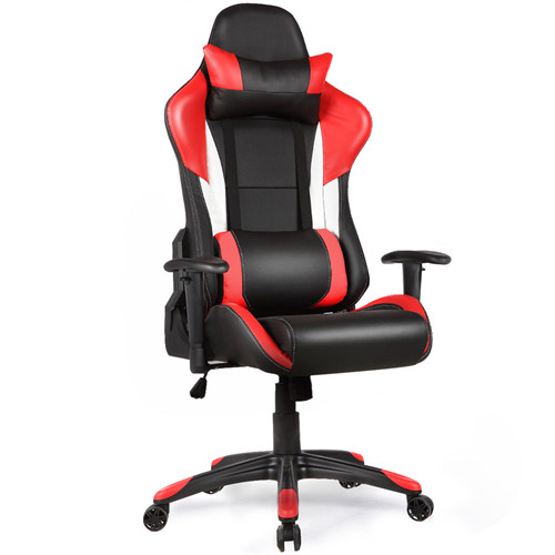 Ergonomic High Back Racing Style Gaming Chair Recliner Executive Office Computer