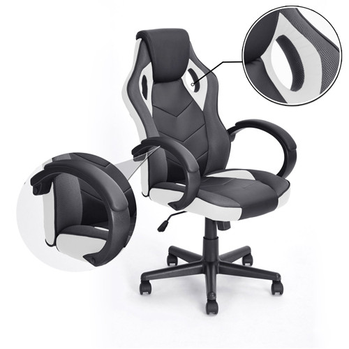 HIGDON High Back Computer Gaming Racing Chair
