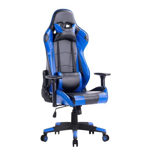 Racing Style Gaming Chair with Footrest