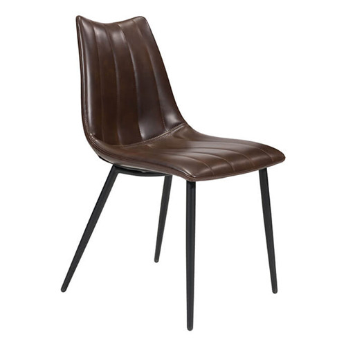 China Furniture Dining Chair Brown