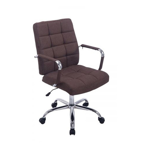 Comfortable upholstered office chair