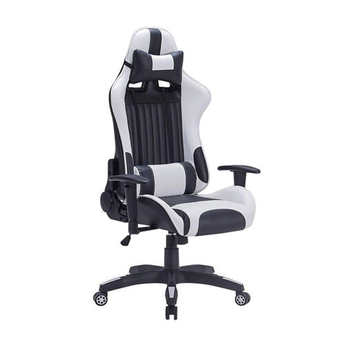 Luxurious Reclining Back High PU Leather Swivel Executive Chair Adjustable Ergonomic Swivel Chair Computer Gaming Chair