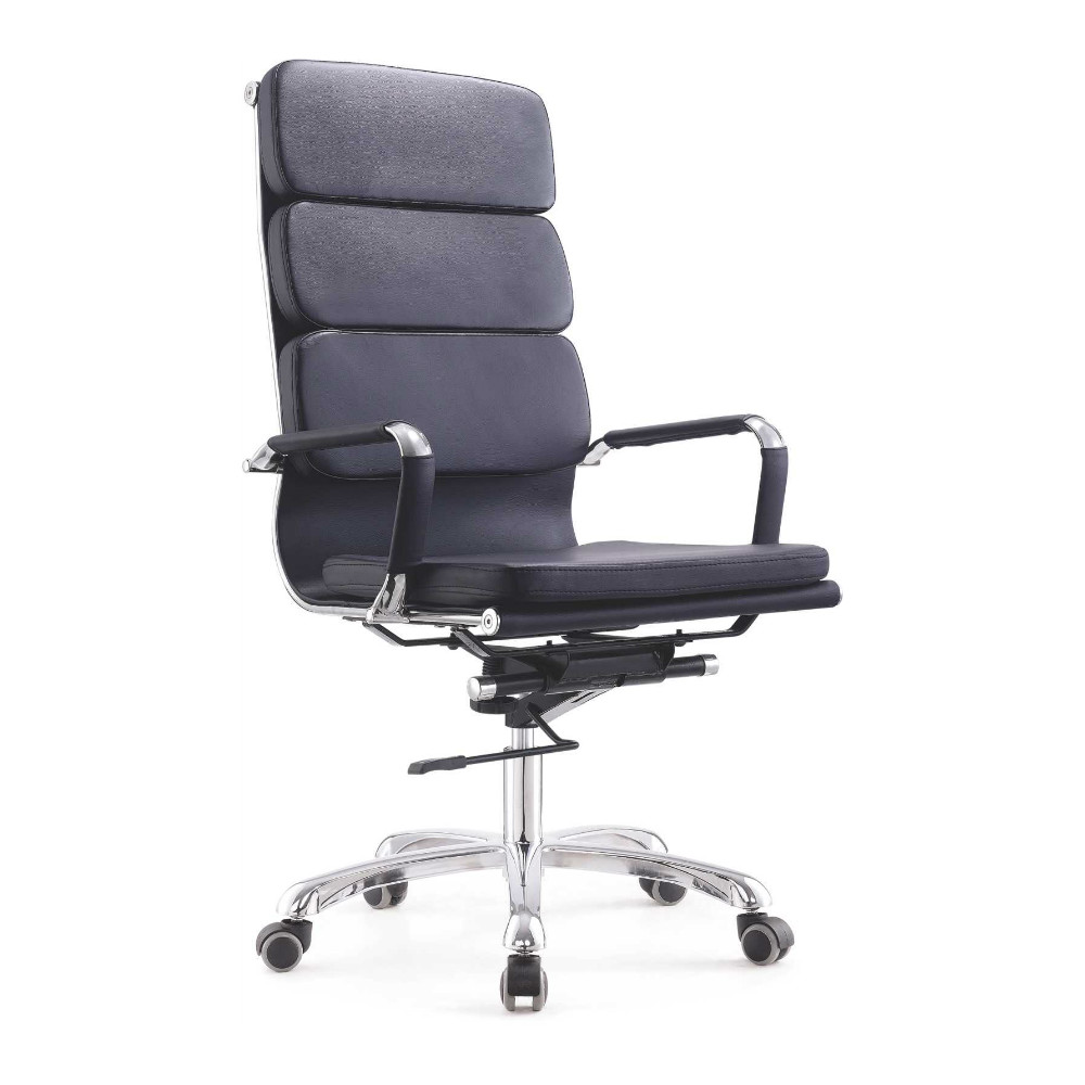 executive office computer chair bonded leather made in china high back