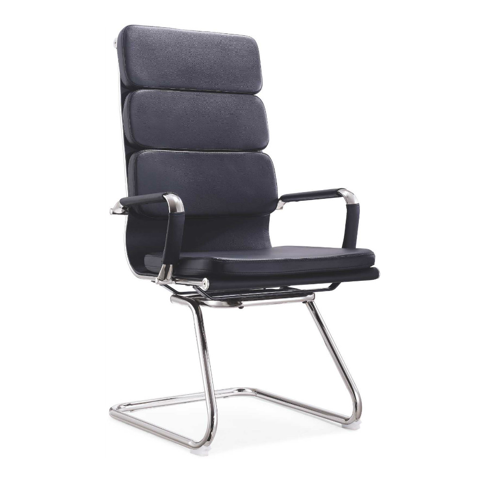 executive conference chair bonded leather made in china high back