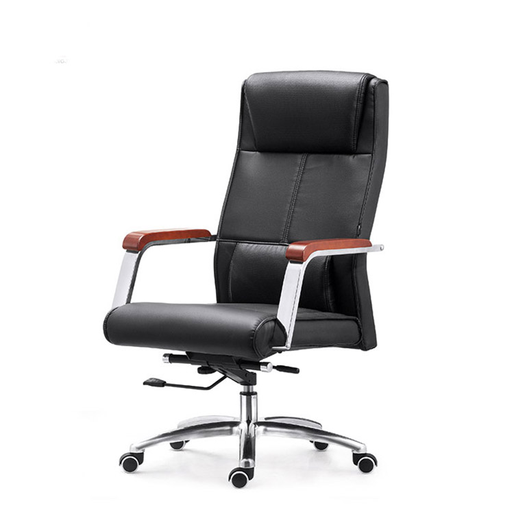 executive office chair high quality boss swivel revolving manager pu leather
