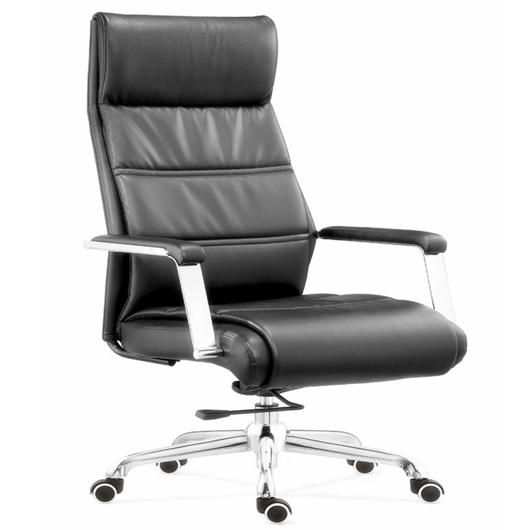 boss office chair bonded leather high back china design