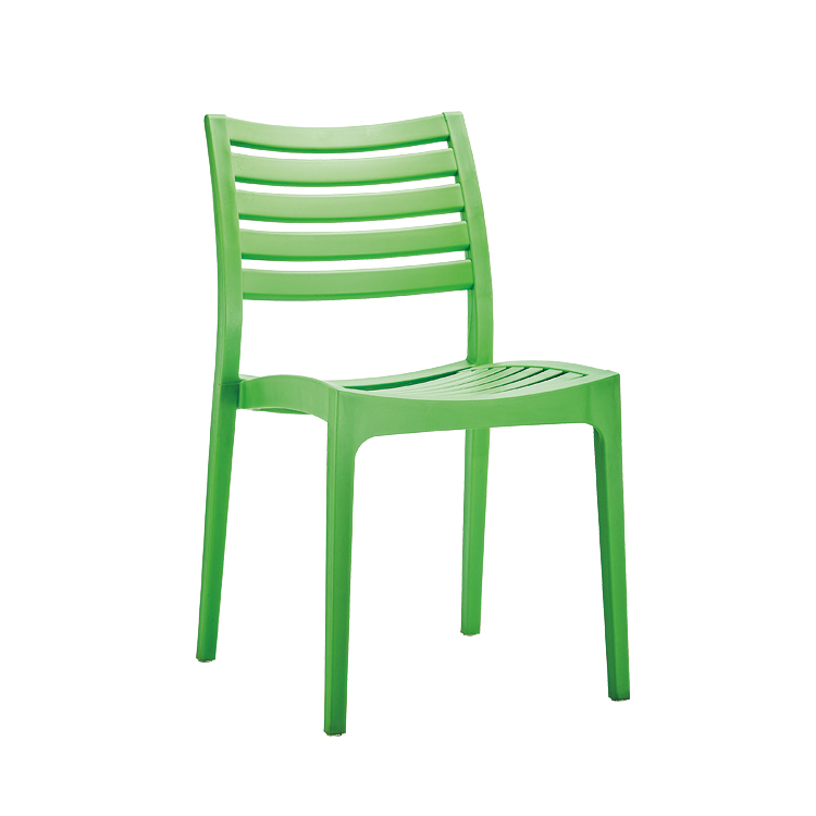 living room chair plastic contemporary in green