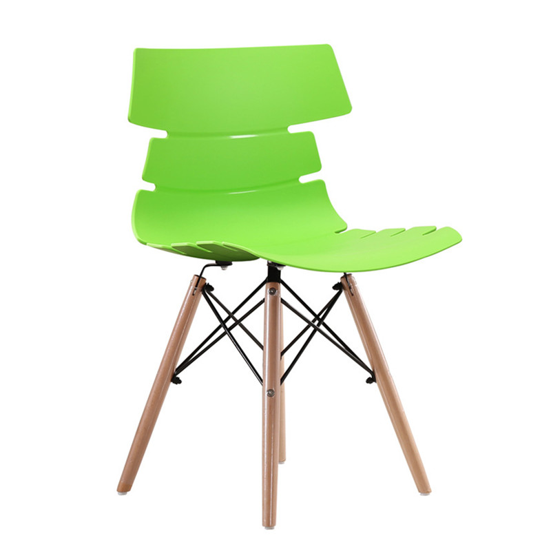 scandinavian dining chair green china fashion design