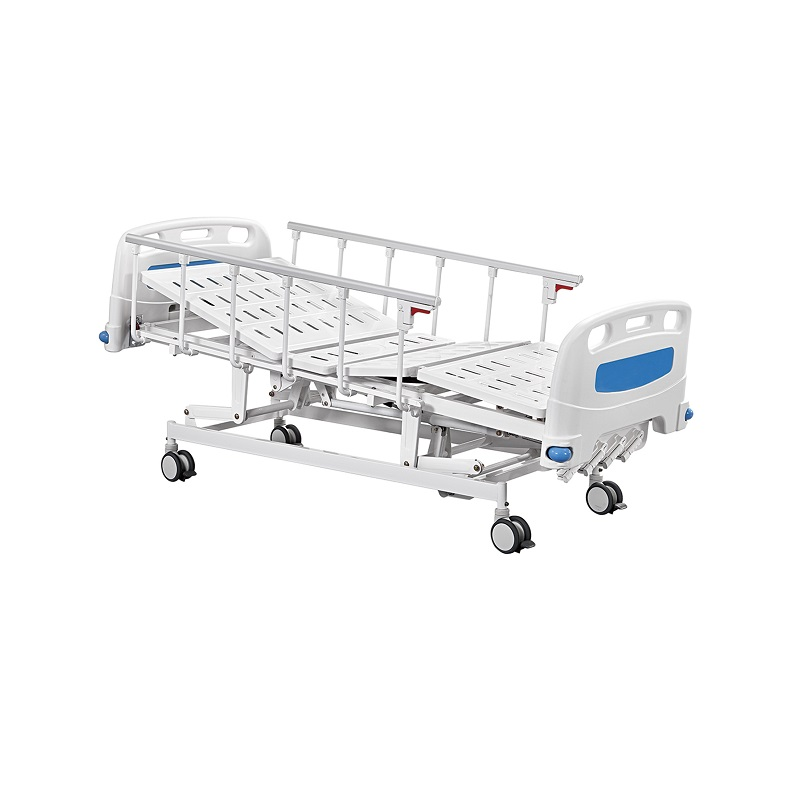 4 function pediatric hospital recliner bed